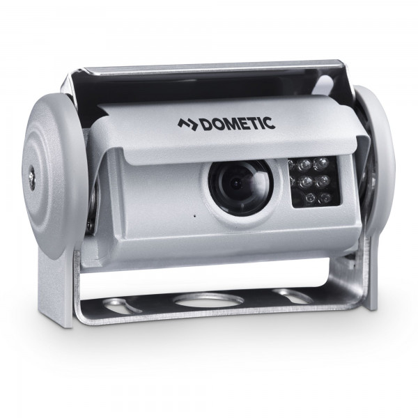 Dometic PerfectView CAM 80CM, Shutter Colour Rear View Camera, PAL silver, 145° diagonal