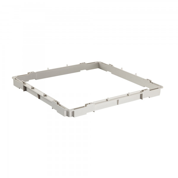 Dometic MICRO HEKI-AF adapter frame, 43-60 mm roof thickness