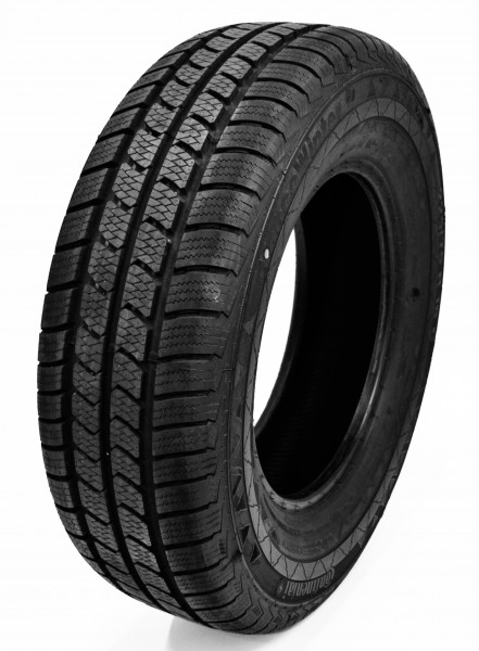 1x Winter tire Continental VancoWinter 2, 225/75 R16 C 116/114R M+S, DOT 3916