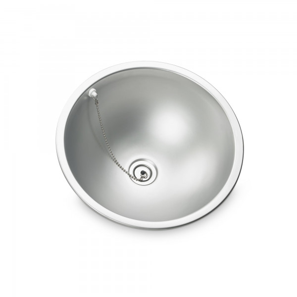 Dometic CE02 B325-I stainless steel sink/wash basin, Ø 325 mm