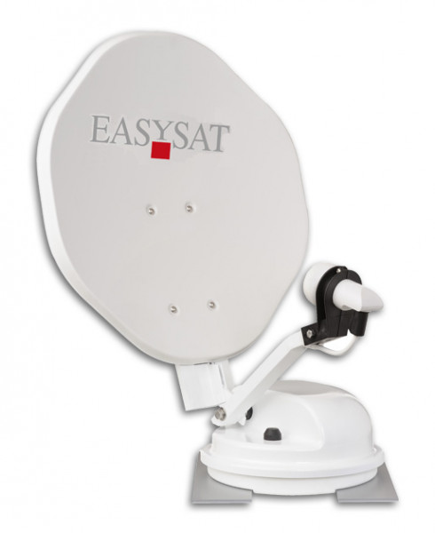 Crystop EASYSAT satellite system, SINGLE, 45 cm offset reflector
