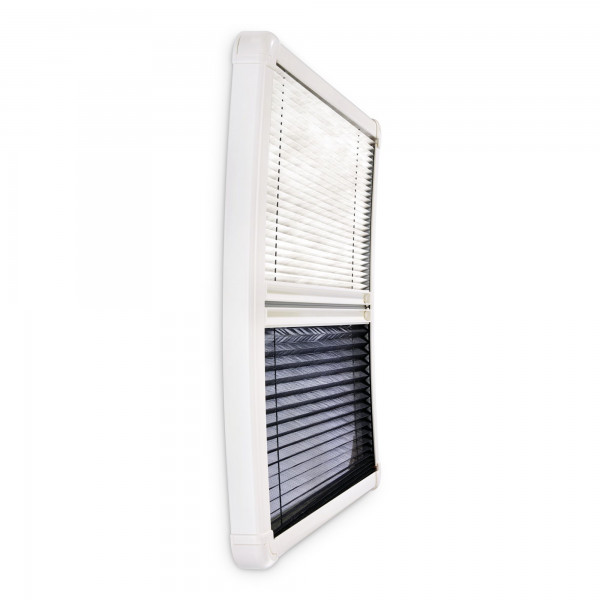 Dometic Seitz S7P-PB pleated inner frame 233 x 352 mm for the window 280 x 380 mm