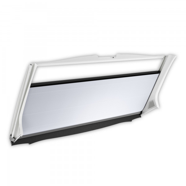 Dometic FP 300 Windscreen blind, silk grey, for Fiat Ducato Type X250/X290