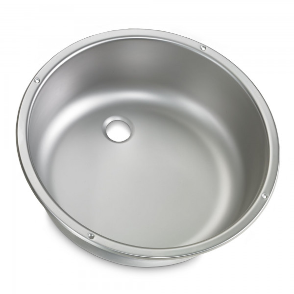 Dometic VA 928 stainless steel sink/wash basin, Ø 400 mm