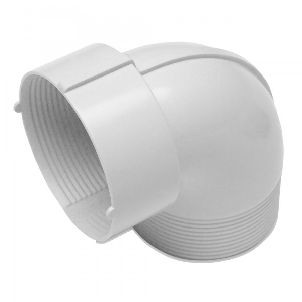 Curve 90°, Ø 60 mm, for Dometic FreshWell 3000
